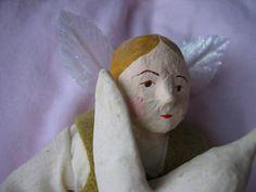 Papier Mache Doll: Bird Angel | Flickr – Compartilhamento de fotos!