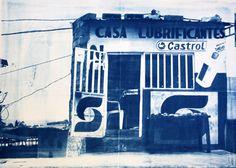 Terreno ocupado - Délio Jasse