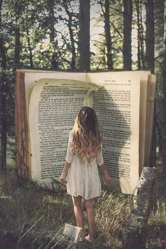 There are some books that you just want to walk into and live there! Surreal Photography by Rosie Hardy. I totally feel like this in most of my books I Love Books, Good Books, Books To Read, My Books, Rosie Hardy, Jolie Photo, Conte, Book Nerd, Urban Art