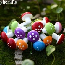Cheap gift gifts, Buy Quality gift party directly from China gift decoration Suppliers: mixed color resin crafts Decorations Miniature Dot Mushrooms Red fairy garden gnome terrarium Party Garden Decor Gift Miniature Plants, Miniature Fairy Gardens, Diy Resin Crafts, Decor Crafts, Mushroom Plant, Cafe Sign, Garden Figurines, Red Kitchen Decor, Flower Pot Design
