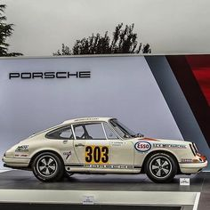 The original #porsche911r from 1967/1968.... #porsche911 #porsche