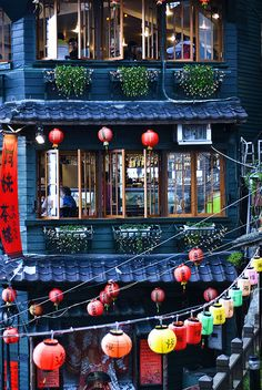 [087] Jioufen, Taiwan