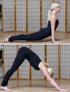 Yoga and Pilates Detox Workout