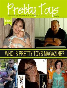 "English  Pretty Toys magazine: English ""Pretty Toys"" #5(31), 2015"