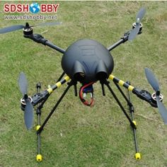 Bumblebee Four-axis Flyer/Quadcopter Kit