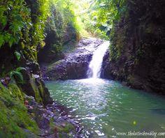 Maunawili Falls, Hawaii