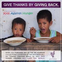 THE CHILDREN WE HELP....