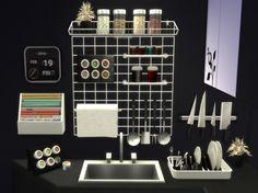 Altea Kitchen Clutter Part 2 by Mary Jiménez at pqSims4 via Sims 4 Updates http://amzn.to/2qWZ2qa