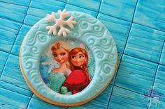 Galletas fondant Frozen, Princesas Disney | Cocinar en casa es facilisimo.com