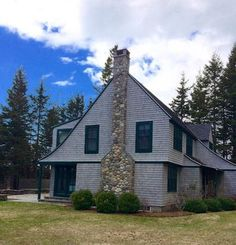 """$1600-RETREAT AWAY 4 bedroom cottage built in 1926 and eligible for national registry. This home was updated in 2005 with a gourmet kitchen. """"Retreat Away"""" is located in a very quiet residential area that would make the perfect spot to unwind after a day of sightseeing all over Mount Desert Island. It is also just a short walk to Seawall and Acadia National Park, located just 1 mile southeast of Southwest Harbor."""