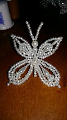 Grenald Grenald in 2020 Seed Bead Flowers, Beaded Flowers, Seed Beads, Beaded Jewelry Patterns, Beading Patterns, Beaded Crafts, Jewelry Crafts, Beaded Earrings, Beaded Bracelets