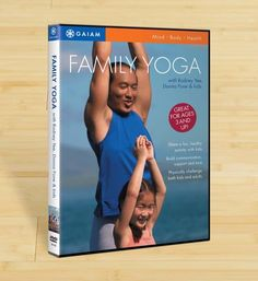 Family Yoga DVD with Rodney Yee