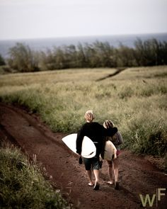Surfing our way through life together! <3