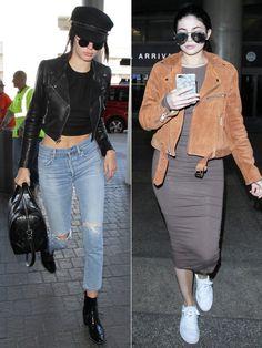 ケンダル・ジェンナー(Kendall Jenner)、カイリー・ジェンナー(Kylie Jenner)