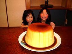 バケツプリン pudding