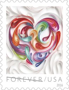 Snag the Latest #LoveStamp Before It Disappears!