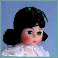 "Madame Alexander Scarlett O'Hara 8"" Doll #425 Storyland Series Original Box and Tags  ON SALE!"