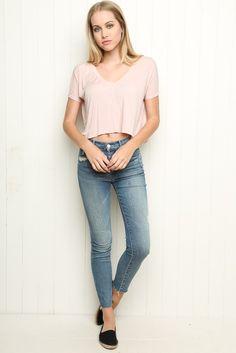 Brandy ♥ Melville   Alyana Top - Clothing
