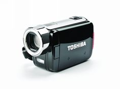 Toshiba Camileo H30 Full HD Camcorder - Silver/Black:Amazon:Camera & Photo