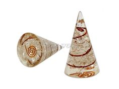 Orgonite Crystal Quartz Stone Energy Cone online from Vedic Vaani in USA