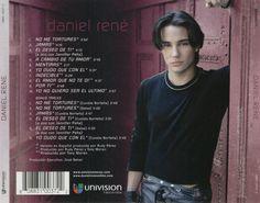 Caratula Trasera de Daniel Rene - Daniel Rene