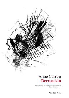 "Anne Carson. ""Decreación"" Darth Vader, Movie Posters, Vase, Book Reviews, First Time, Wrestling, Death, Antigua, Film Posters"