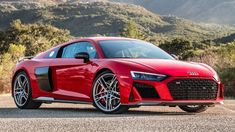 ICYMI: First Drive: Audi's 2020 Performance Is a Supercar That Doubles as a Daily Driver Audi R8 V10, Audi Rs3, Audi Supercar, Porsche 911 Targa, Luxury Car Rental, Luxury Cars, Supercars, Sedan Audi, Dual Clutch Transmission