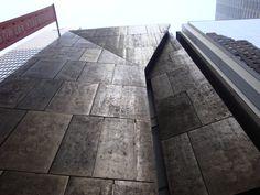 AMERICAN FOLK ART MUSEUM | EXTERIOR DETAIL _TOD WILLIAMS BILLIE TSIEN