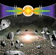 Searching for the Solar System's Chemical Recipe    Berkeley Lab's Chemical Dynamics Beamline points to why isotope ratios in interplanetary dust and meteorites differ from Earth's    FEBRUARY 20, 2013    Paul Preuss