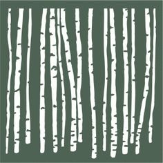 download your free birch tree stencil here save time and start your