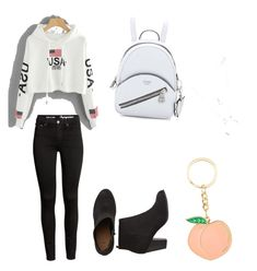 A fashion look from January 2018 featuring usa flag hoodie, super stretch skinny jeans and zippered ankle booties. Browse and shop related looks. Usa Flag, Ankle Booties, Fashion Looks, Skinny Jeans, Booty, Hoodies, Polyvore, Shopping, Swag