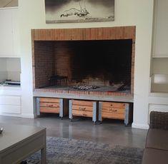 Fireplaces, Home Decor, Fireplace Set, Fire Places, Decoration Home, Room Decor, Fire Pits, Home Interior Design, Home Decoration