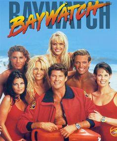 Los vigilantes de la playa - 1989 - 2001