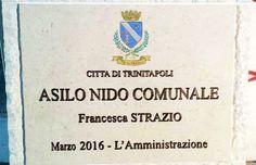 """Asilo nido comunale """"F. Strazio"""": tutto pronto. Una nuova struttura per i cittadini di Trinitapoli http://www.corriereofanto.it/index.php/scuola/2451-asilo-nido-strazio"""