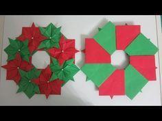 TUTORIAL - Christmas Wreath - YouTube
