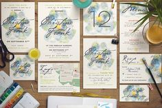 Bestselling Bundle II -40% - Invitations