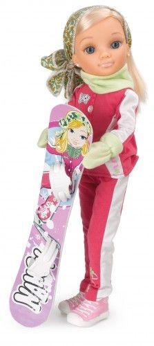 Nancy Green Sport: Snowboard. #Nancy #dolls #muñecas #poupeés #juguetes #toys #bonecas #bambole #ToyStore
