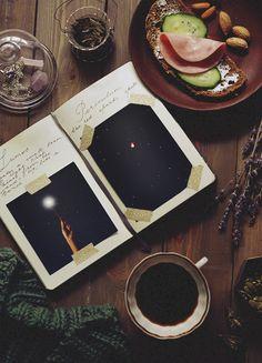 hogwarts notebooks / cinemagraphs on Behance