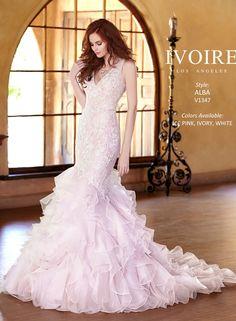 Wedding Dresses | Bridal Gowns | 2014 IVOIRE LOS ANGELES - Alba