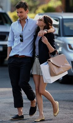love their outfits for a casual Sunday