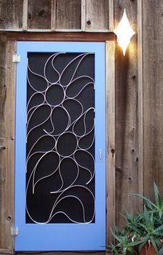 screen door...cute