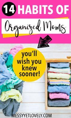 Planner Organisation, Organization Hacks, Organizing Life, Organising, Organized Mom, Getting Organized, Mom Advice, Parenting Advice, Kids Schedule