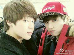 BTS Jimin&Jungkook twitter update