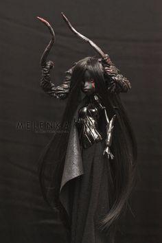ooak / ооак Monster High by Melenka