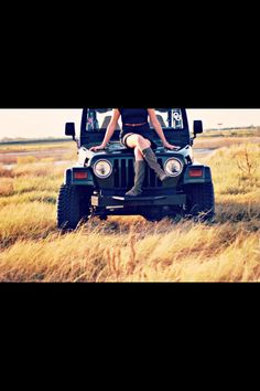 Jeep Wrangler Photography