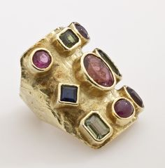 Ed Wiener Gold Ring image 4