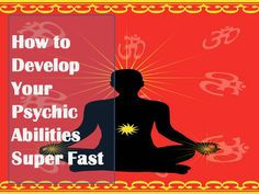 Develop your psychic ability in the fastest amount of time possible.  #psychicdevelopment #selfimprovement #dreams