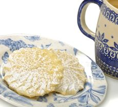Norwegian Butter Cookies  This week's featured recipe comes from Patty Pike of Deer Park, NY. #dominopin2win