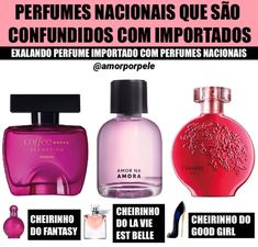 Perfume Bottles, Instagram, Beauty, Don't Care, Beleza, Love, Perfume Bottle, Cosmetology