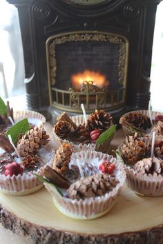 15 Diy Fire Starters To Keep You Toasty Christmas Ideas